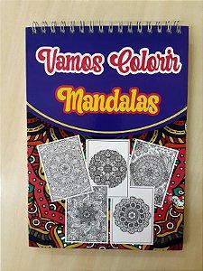 Caderno De Colorir Para Adultos Coletâneas Diversas