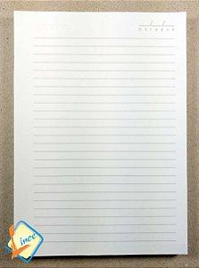 Miolo de Caderno 15 x 21 cm