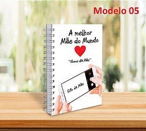 Caderno 15x21 (Personalizado)
