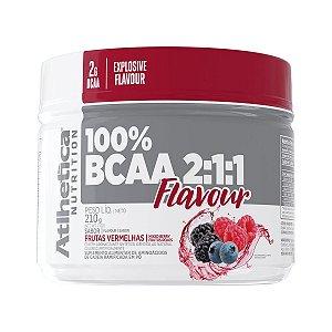 100% Bcaa 2:1:1 Flavour 210g - Atlhetica Nutrition