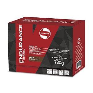 Endurance Gel T-Rex 12 Saches (30g) - Vitafor