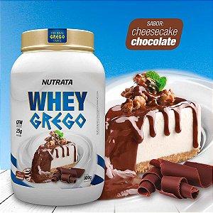 Whey Grego Nutrata (900g)