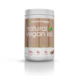 Natural Vegan Iso 465g - Adaptogen Science