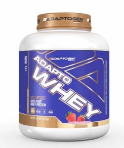 ADAPTO WHEY 5lbs (2270kg) - Adaptogen Science