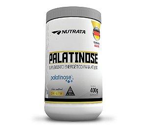 Palatinose 400g - Sabor Natural - Nutrata