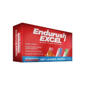 ENDURUSH EXCEL 60 TABLETES - CLONE PHARMA