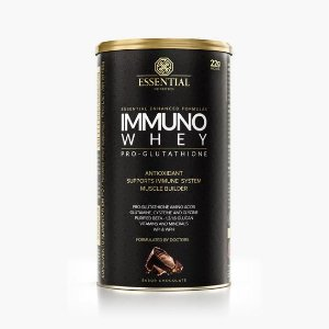 IMMUNO WHEY (465g) - Cacao - 15 doses - Essential Nutrition