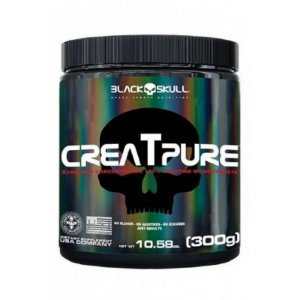 CREATPURE - CREATINA CREAPURE - BLACK SKULL