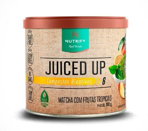 JUICED UP 200g - NUTRIFY
