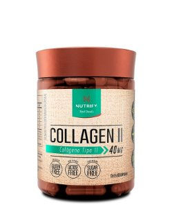 COLLAGEN II 60 CÁPSULAS - NUTRIFY