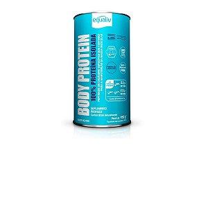 Body Protein Equaliv 450g - 100% Proteína Isolada - Neutro
