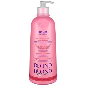 Matizador Platinum Blond Blond Richée Professional 500ml