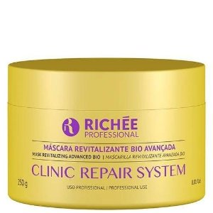 Máscara Revitalizante Clinic Repair Richée 250g