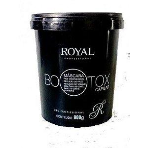Máscara Botox Royal Professional Capilar 900gr