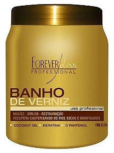 Banho de Verniz Brilho Hidratante 1kilo - Forever Liss