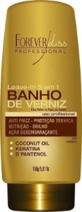 Banho de Verniz Forever Liss Leave-in 150g