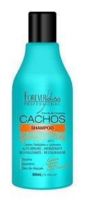 Cachos Shampoo 300ml - Forever Liss