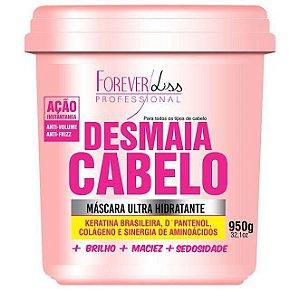 Desmaia Cabelo Forever Liss Máscara Ultra Hidratante 950g