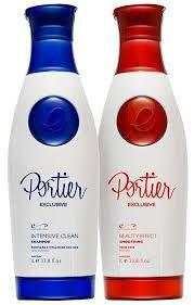 Portier Escova Progressiva Shampoo e Smoothing 1L Nova Embalagem