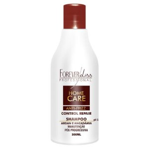 Forever Liss Home Care Shampoo Pós Progressiva 300ml