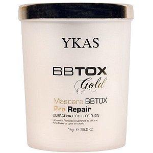 Ykas Bbtox Capilar Pro Repair Máscara 1K