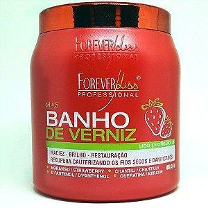Forever Liss Banho de Verniz Morango 1k