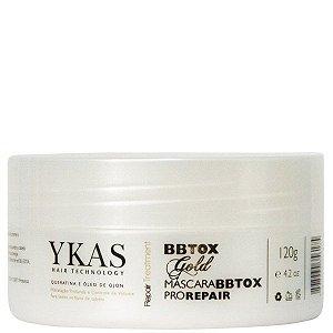 Ykas BBTox Máscara Pro Repair 120g
