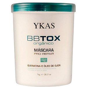 BBtox Orgânico Máscara Ykas 1 Kilo