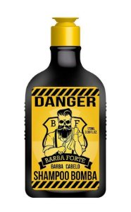 Shampoo Bomba Danger Barba Forte 170ml