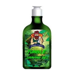 Gel de Barbear Jungle Shaving Barba Forte 170ml