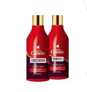 AliseHair Desmaia Cabelo Shampoo e Condicionador 250ml