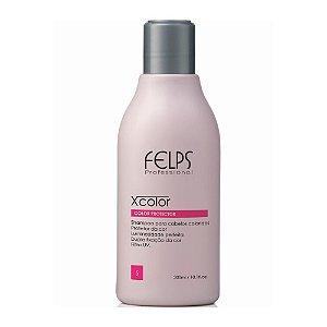 Shampoo Coloridos Felps Profissional Xcolor Protector 300ml