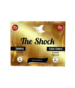 AliseHair The Shock Liso Supremo Sachê 30ml