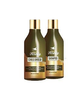 AliseHair Banho de Verniz Shampoo e Condicionador 250ml
