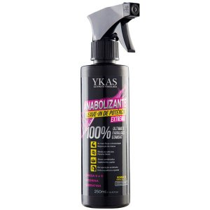 Ykas Anabolizante Capilar Leave In 250ml