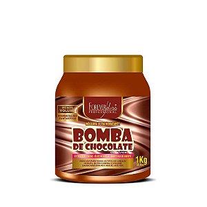 Máscara Forever Liss Bomba de Chocolate Hidratante 1Kg