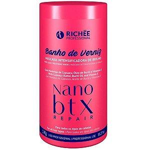 Banho de Veniz Nano Botox Máscara Richée 1K
