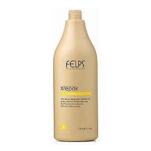 Shampoo Xrepair Felps Profissional Bio Molecular 1500ml