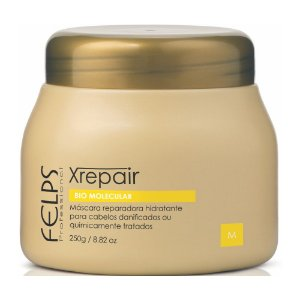 Máscara Xrepair Felps Profissional Bio Molecular 250g