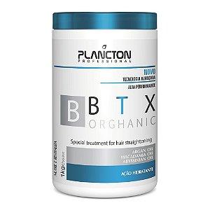 Botox Orghanic Redução de Volume Sem Formol BTX Plancton 1kg