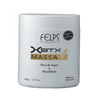 Redutor de Volume Felps Profissional XBTX em Massa 500g