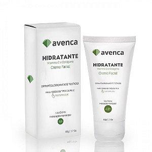 Avenca Hidratante Creme Facial 48h 50g