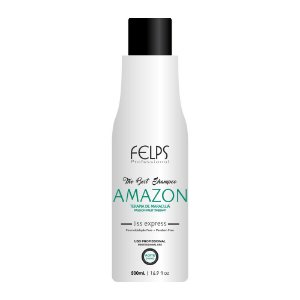 Shampoo que Alisa Felps Profissional The Best Amazon 500ml