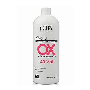Água Oxigenada Felps Profissional Xblond OX 40 Volumes 900ml