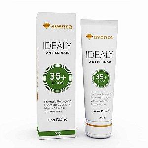 Creme Antissinais 35+ Idealy Avenca 30g