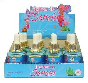 Lágrimas de Sereia New Beauty Pro 30ml Box 12un