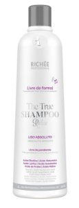 Shampoo Alisante Richée Professional The True - 1000ml