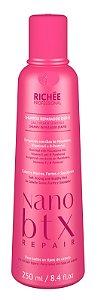 Shampoo Reparador Richée Professional Nano Botox 250ml