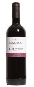 vinho santa carolina reservado