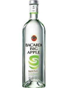 BACARDI BIG APLLE
